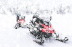 YREN' courtier-voyages sur mesure luxe Quebec motoneige