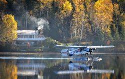 YREN' courtier-voyages sur mesure Quebec luxe hydravion