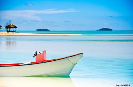 YREN' et One Foot Island