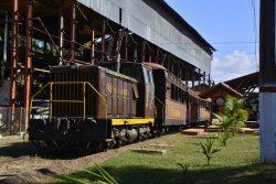 YREN Trinidad Cuba train vapeur sur mesure