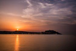 YREN Calvi-Coucher soleil