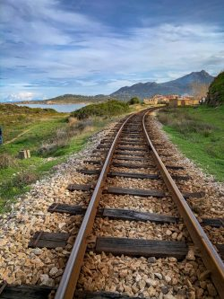 train de Balagne depuis Calvi